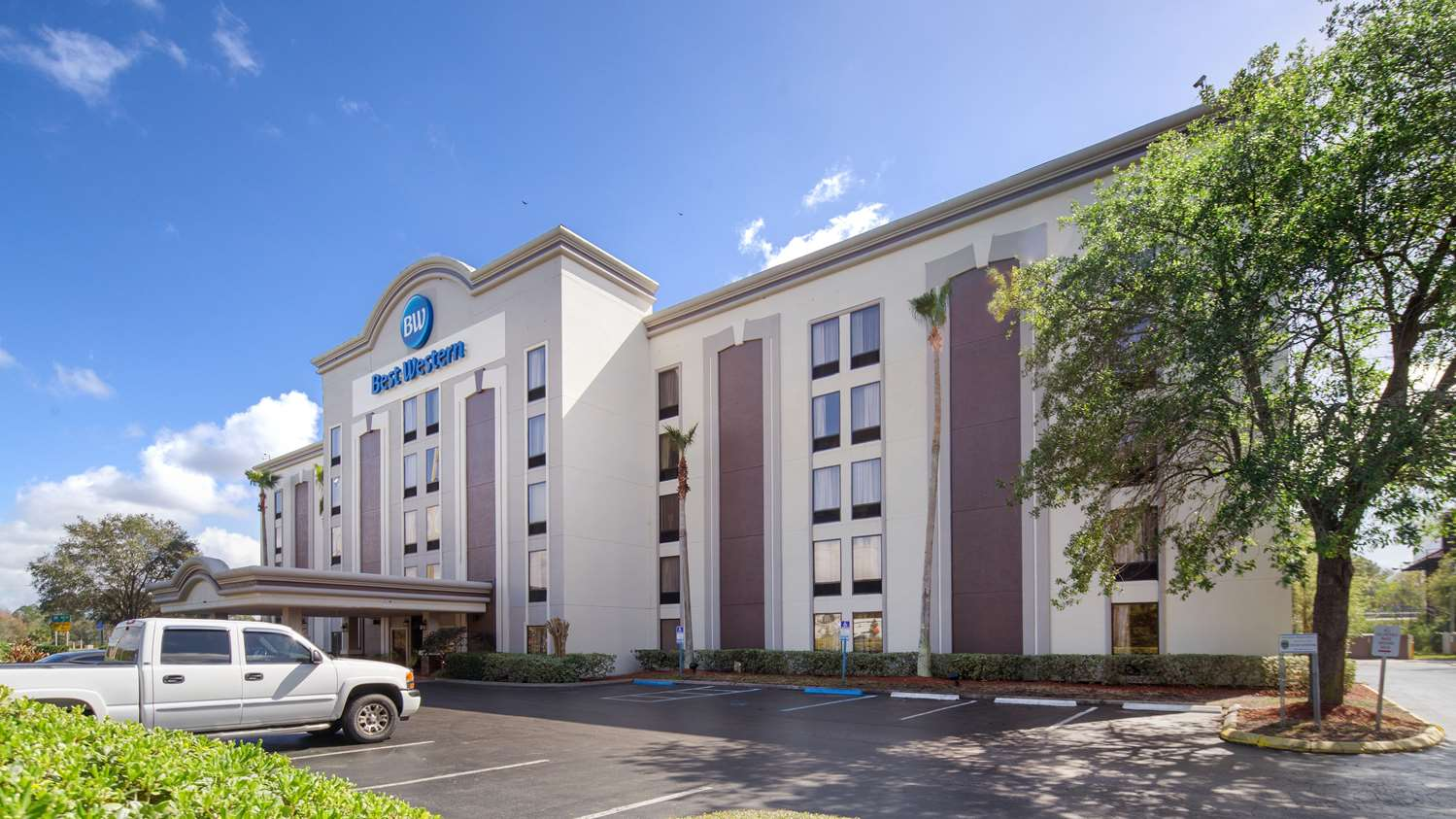 Exterior view - Best Western Southside Inn & Suites Orange Park