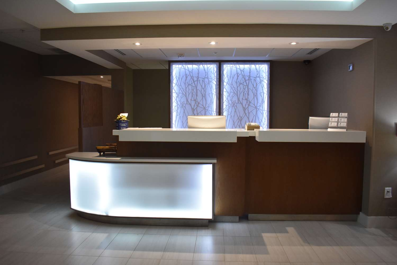 Lobby - Best Western Plus Windsor Inn North Miami