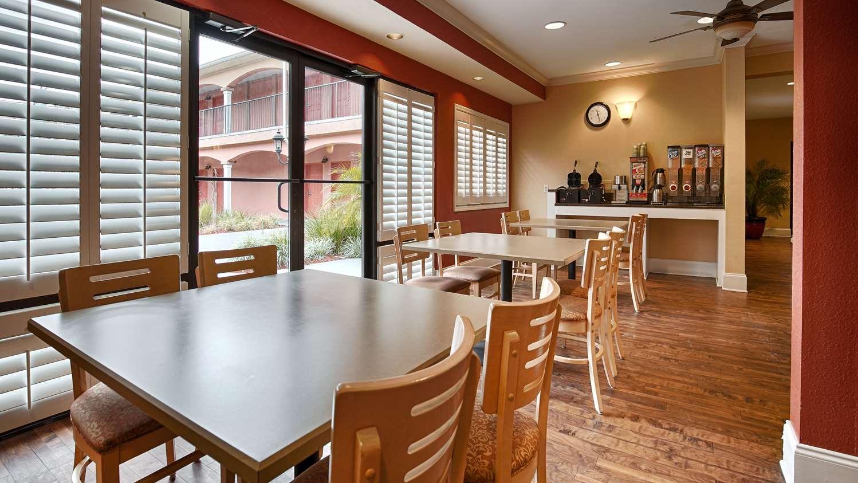 Restaurant - Best Western Wakulla Inn & Suites Crawfordville