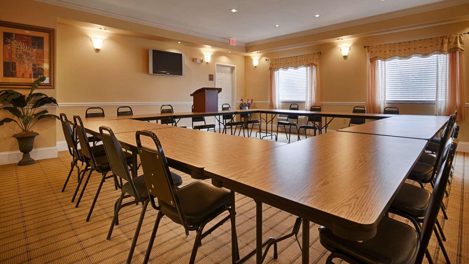 Meeting Facilities - Best Western Wakulla Inn & Suites Crawfordville