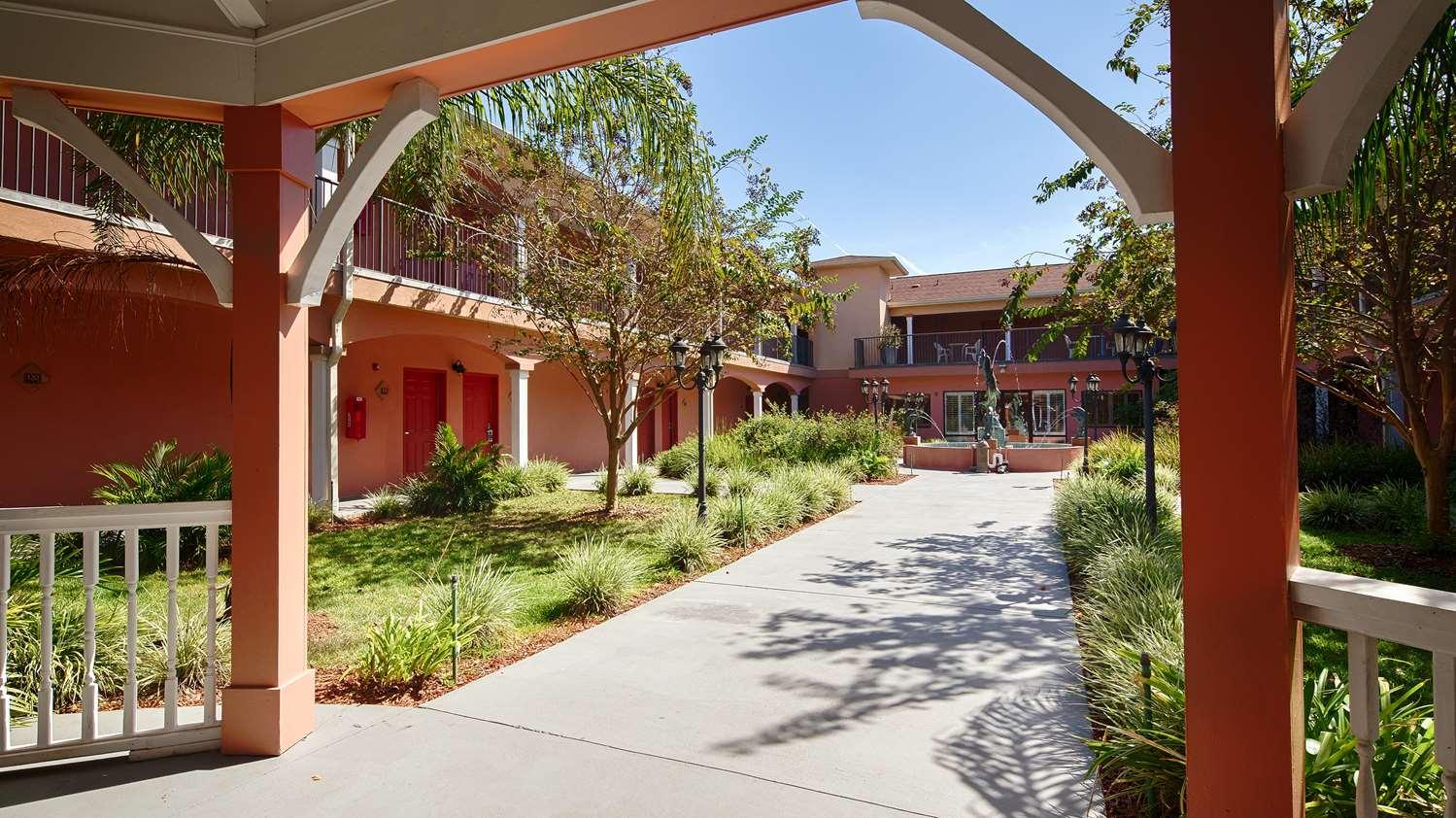 Exterior view - Best Western Wakulla Inn & Suites Crawfordville