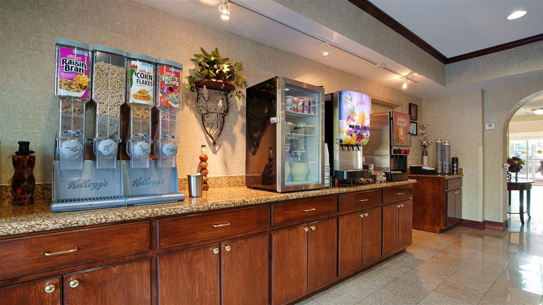 Restaurant - Best Western Plus Blue Angel Inn Pensacola