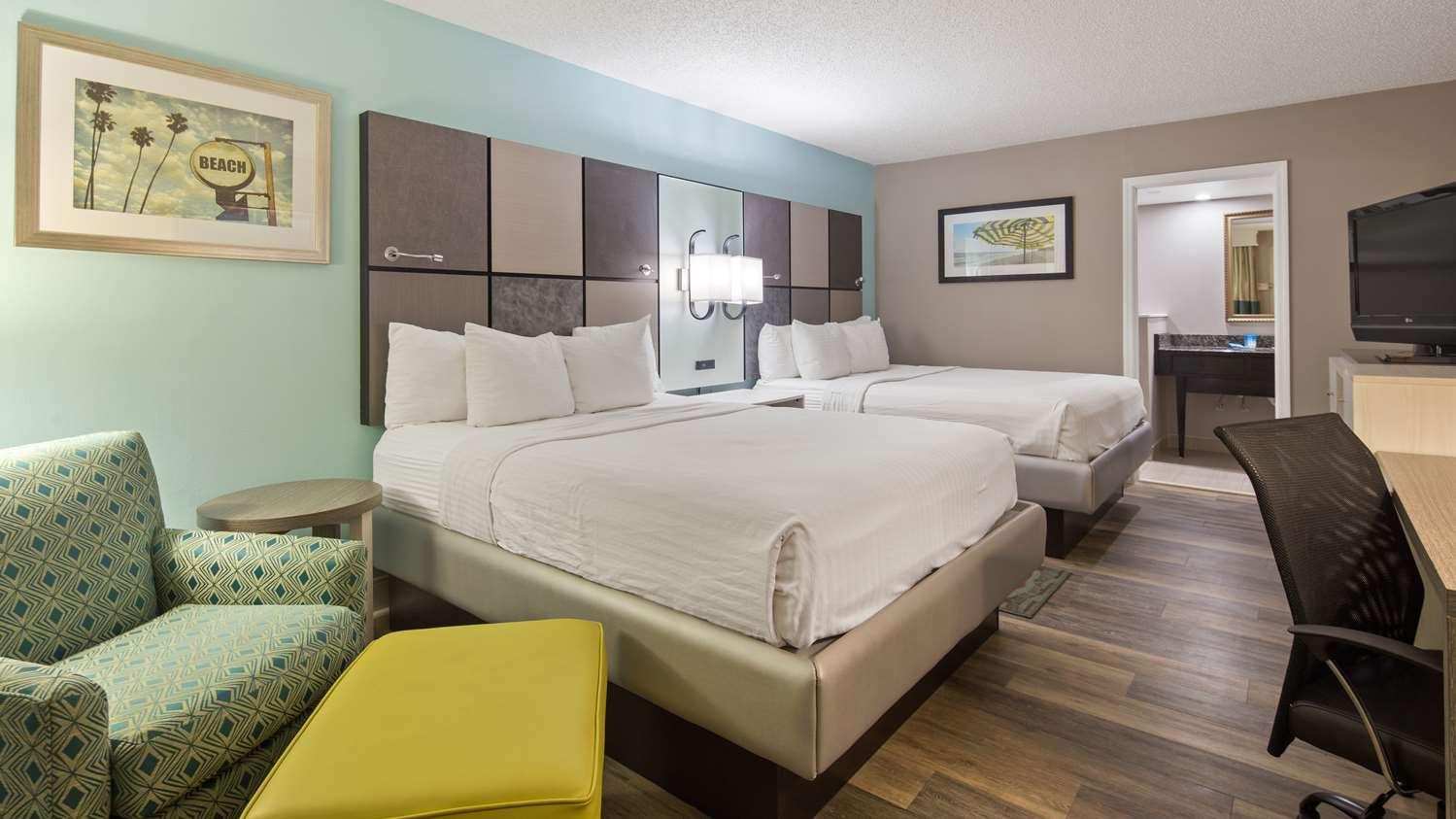 Room - Best Western St Augustine Beach Inn