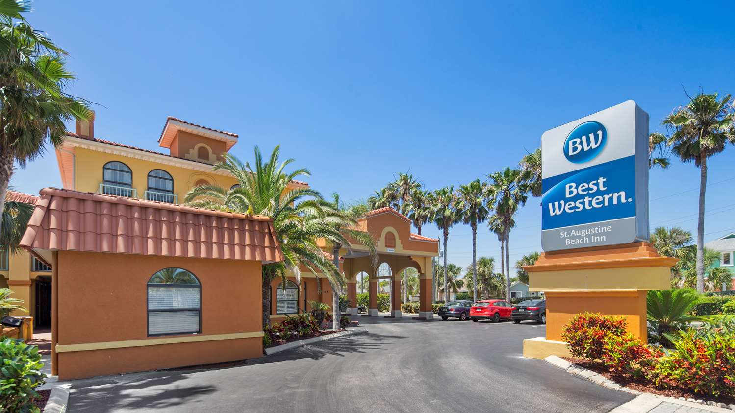 Exterior view - Best Western St Augustine Beach Inn