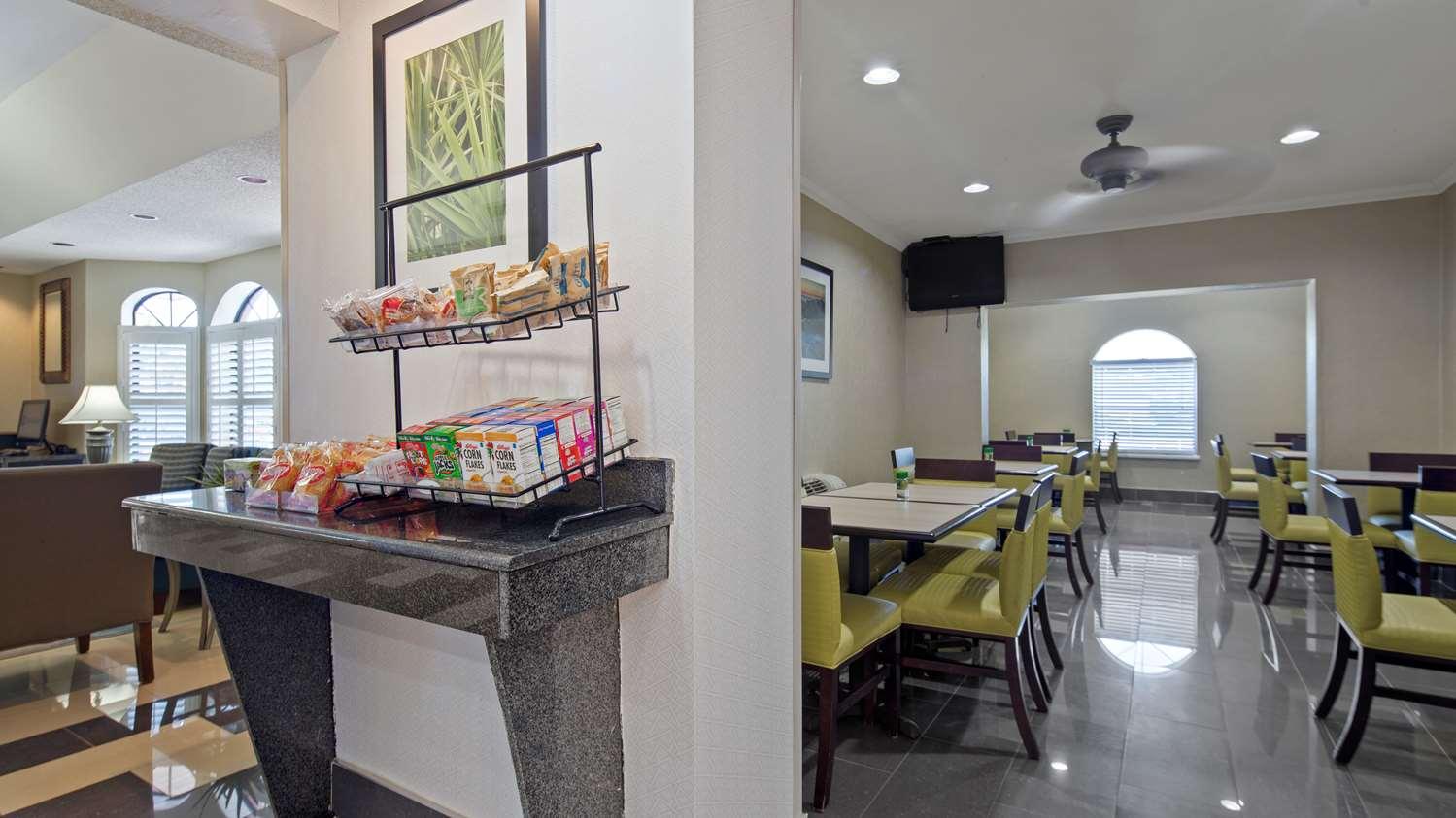 Restaurant - Best Western St Augustine Beach Inn