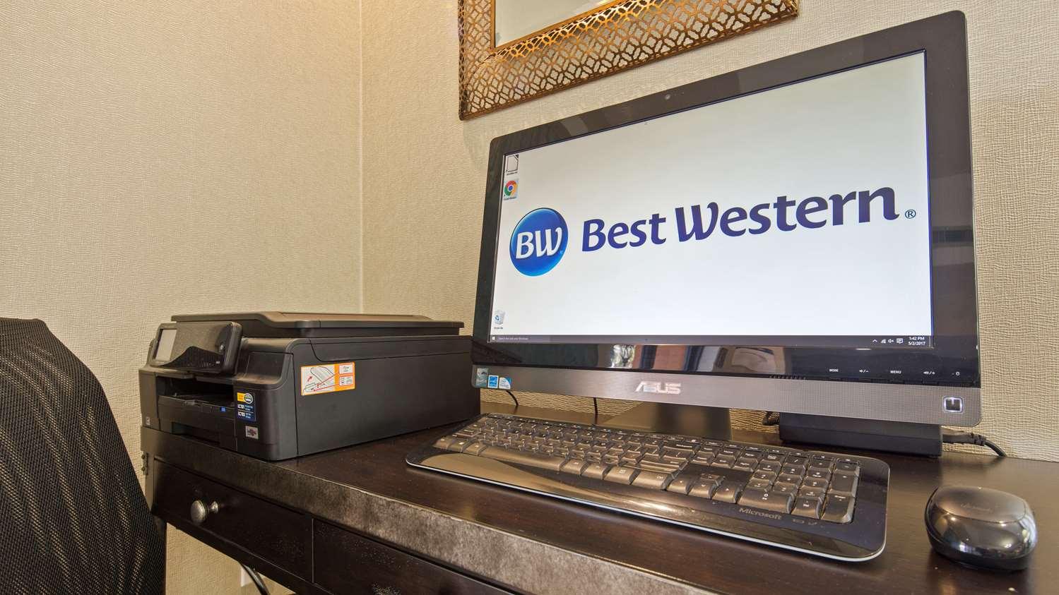 Conference Area - Best Western St Augustine Beach Inn