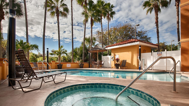 Pool - Best Western St Augustine Beach Inn