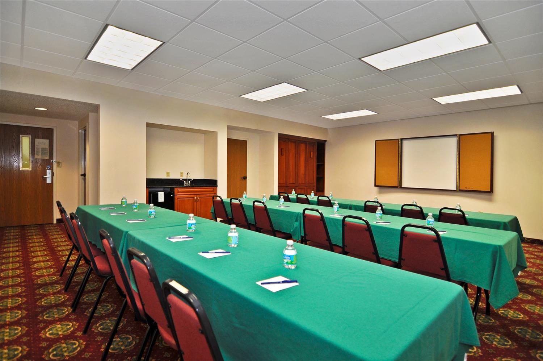 Meeting Facilities - Best Western Plus Madison Inn