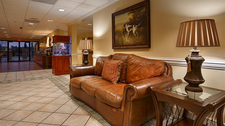 Lobby - Best Western Plus Madison Inn