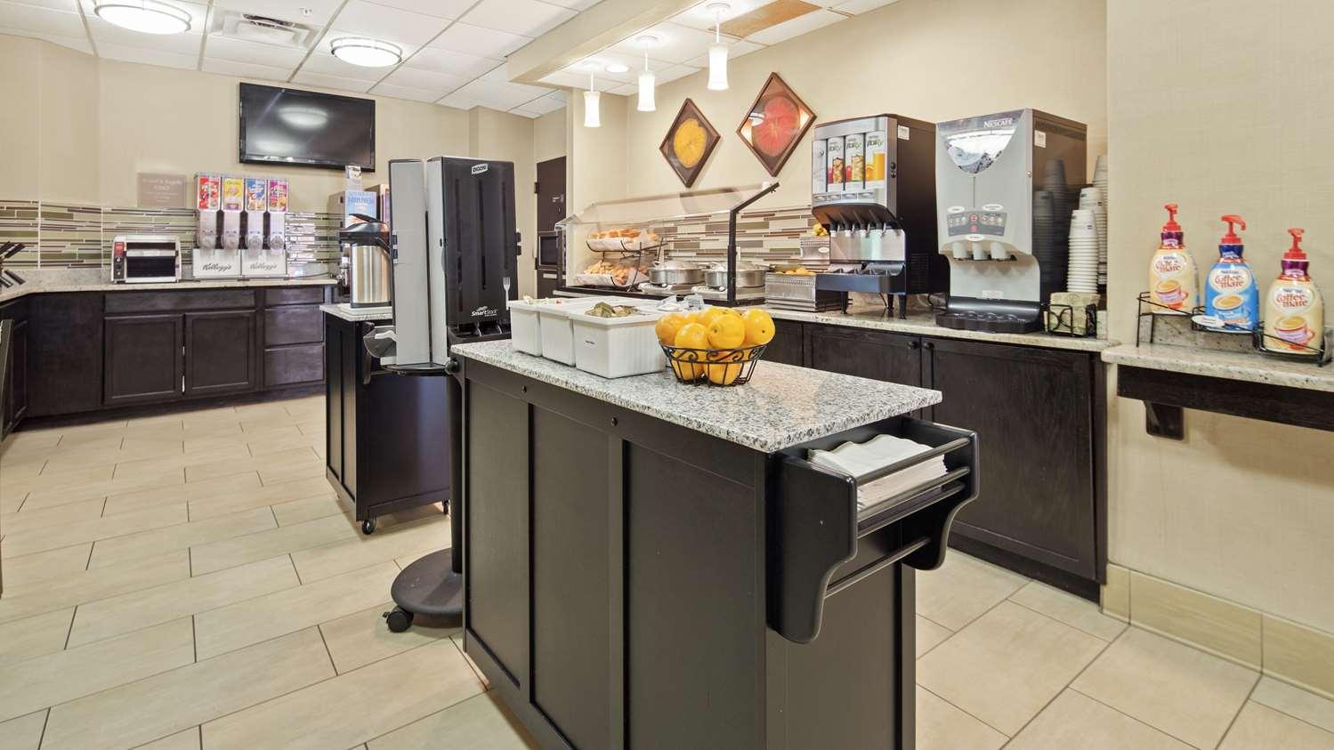 Restaurant - Best Western Orlando Convention Center Hotel