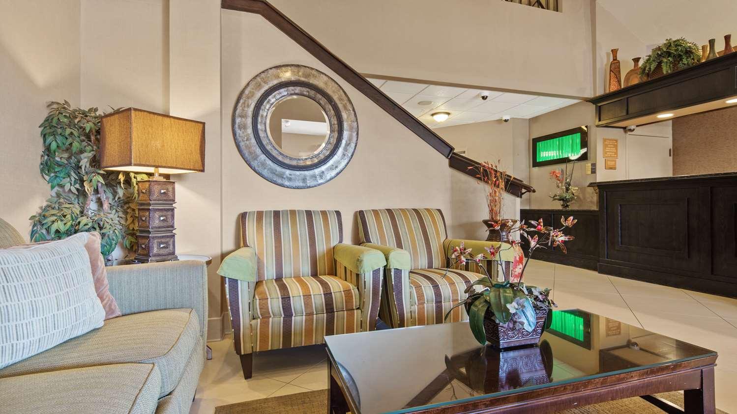 Lobby - Best Western Orlando Convention Center Hotel