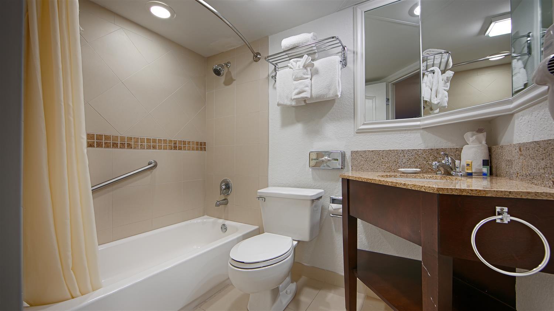 Room - Best Western Plus Palm Beach Gardens Hotel & Suites
