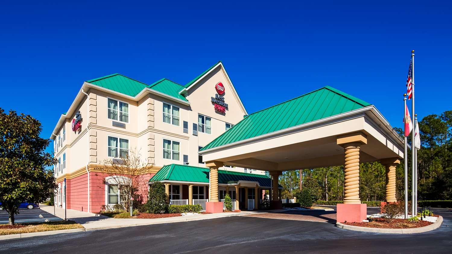 Exterior View Best Western Plus First Coast Inn Suites Yulee