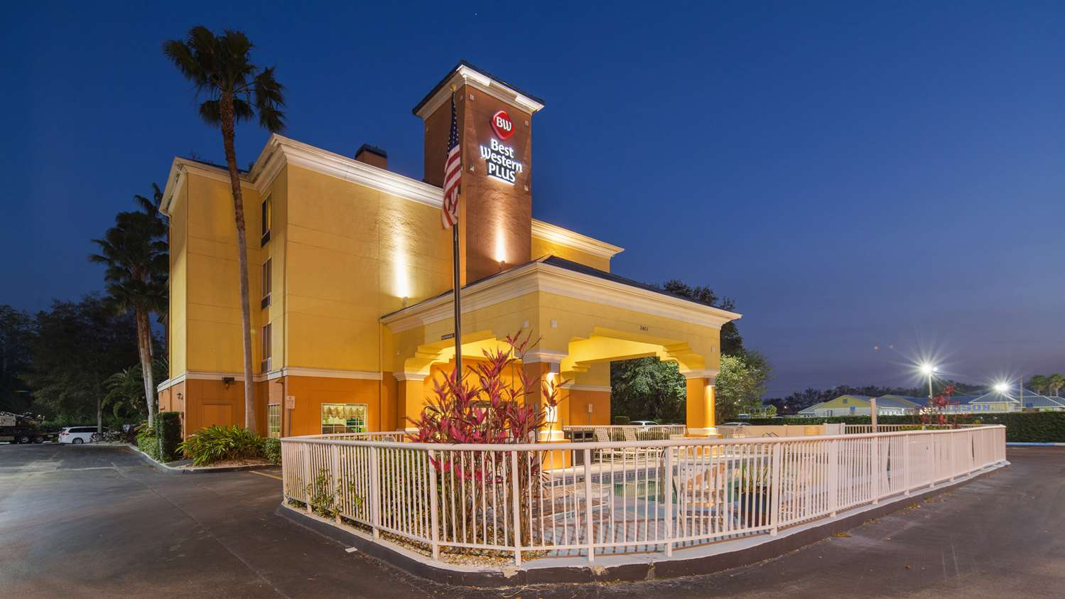 Best Western Plus Sanford Airport Lake Mary Hotel, FL - See Discounts