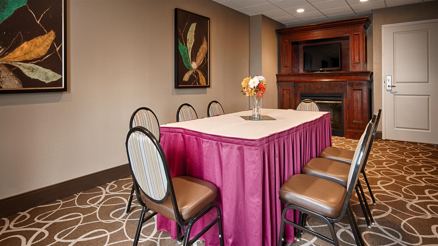 Meeting Facilities - Best Western Plus Hotel Tallahassee