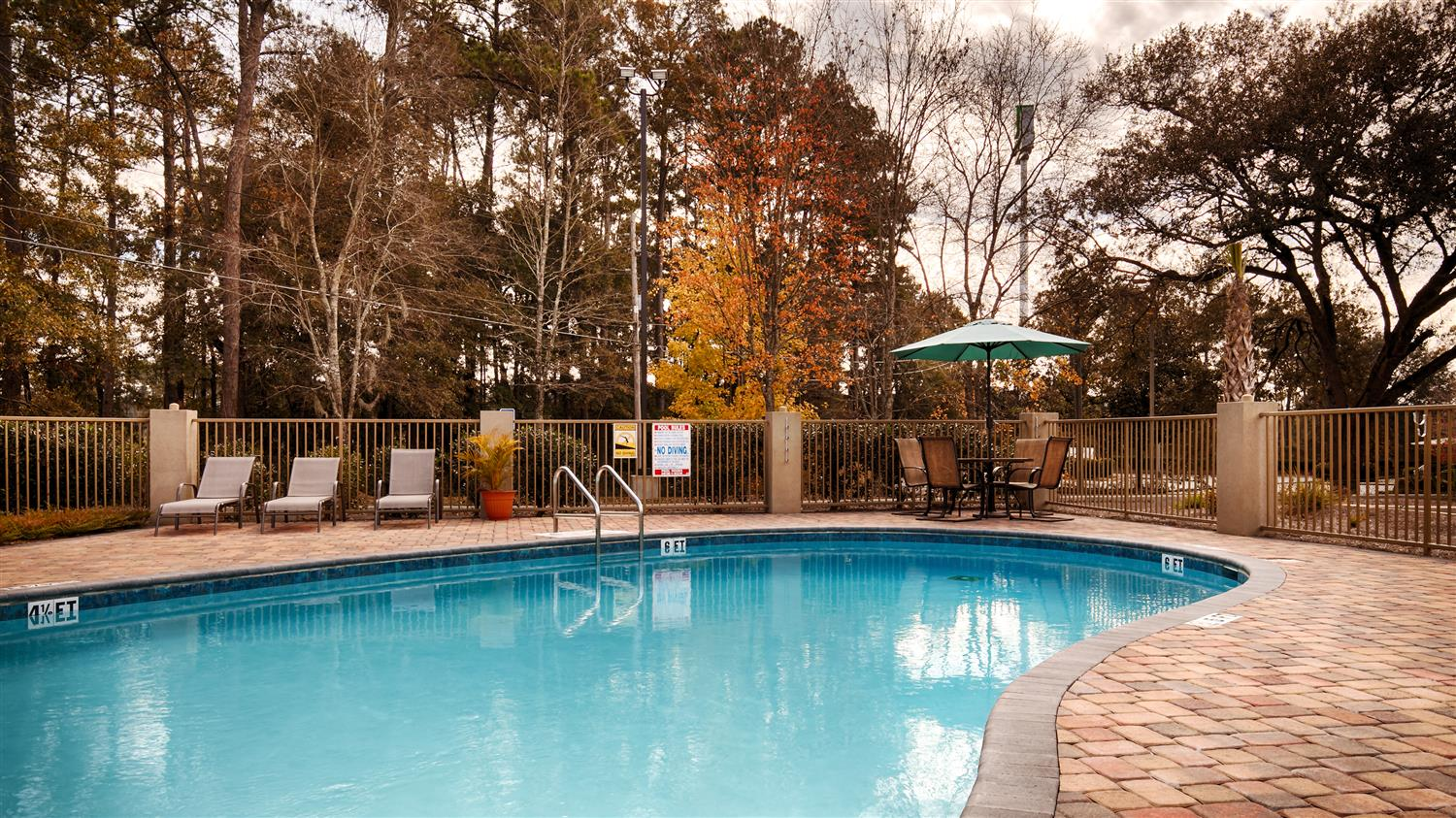 Pool - Best Western Plus Hotel Tallahassee