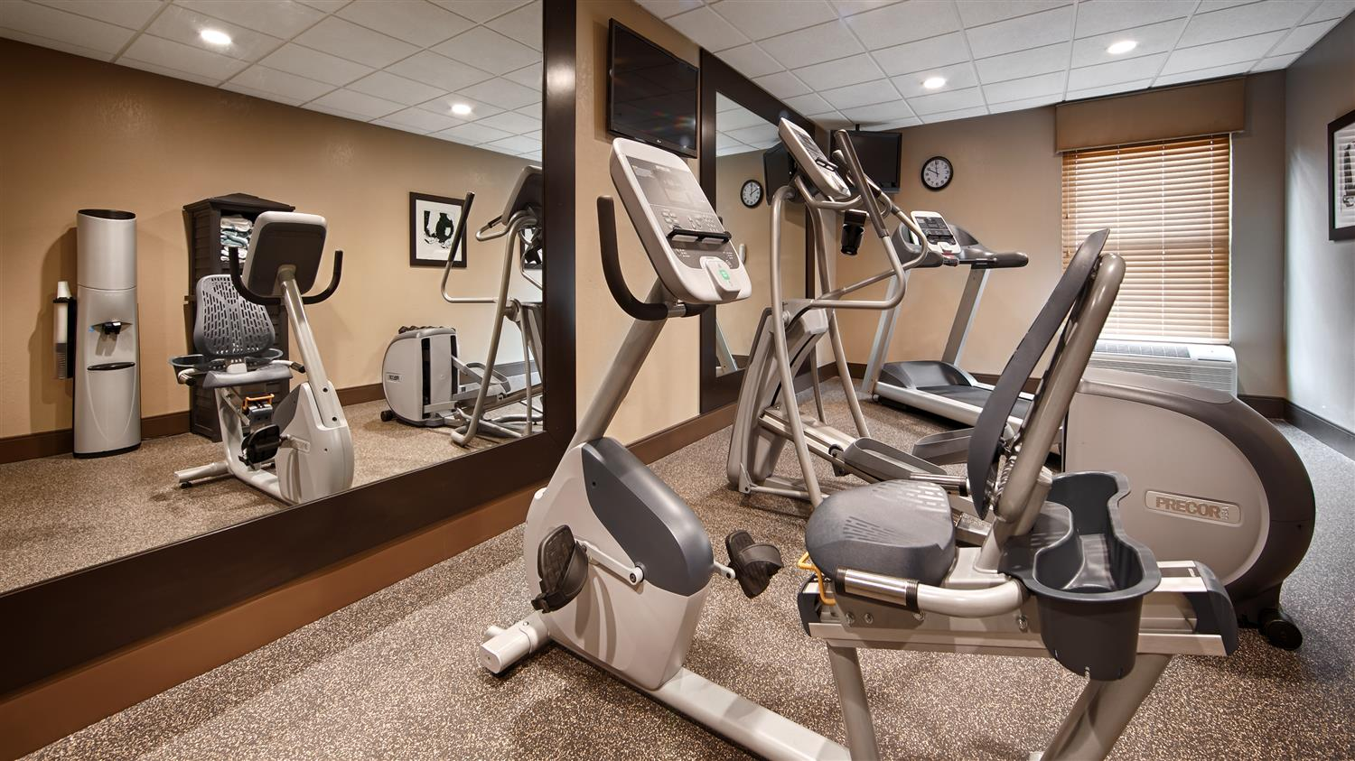 Fitness/ Exercise Room - Best Western Plus Hotel Tallahassee