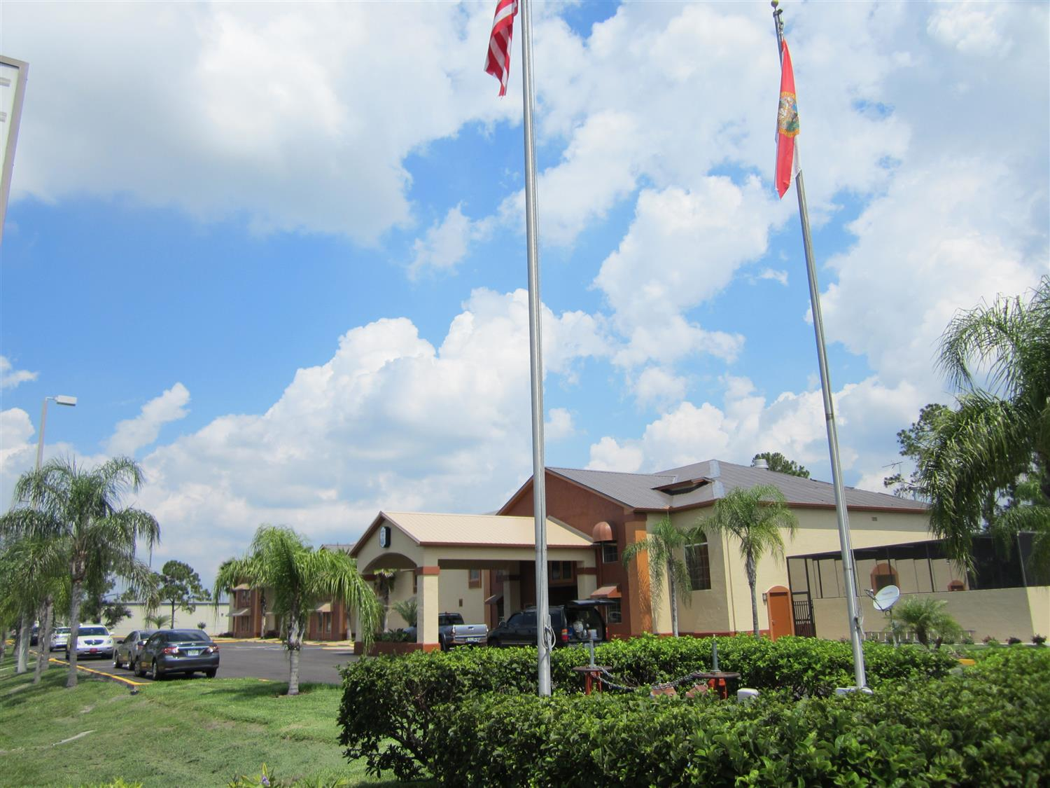 Exterior view - Best Western Mulberry Hotel