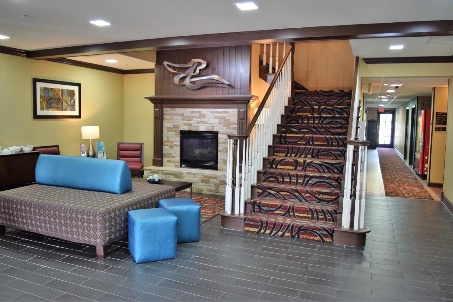 Lobby - Best Western Sugar Sands Inn Destin Beach
