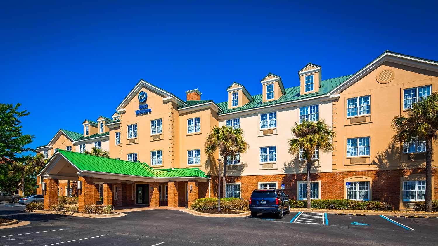 Exterior view - Best Western Sugar Sands Inn Destin Beach