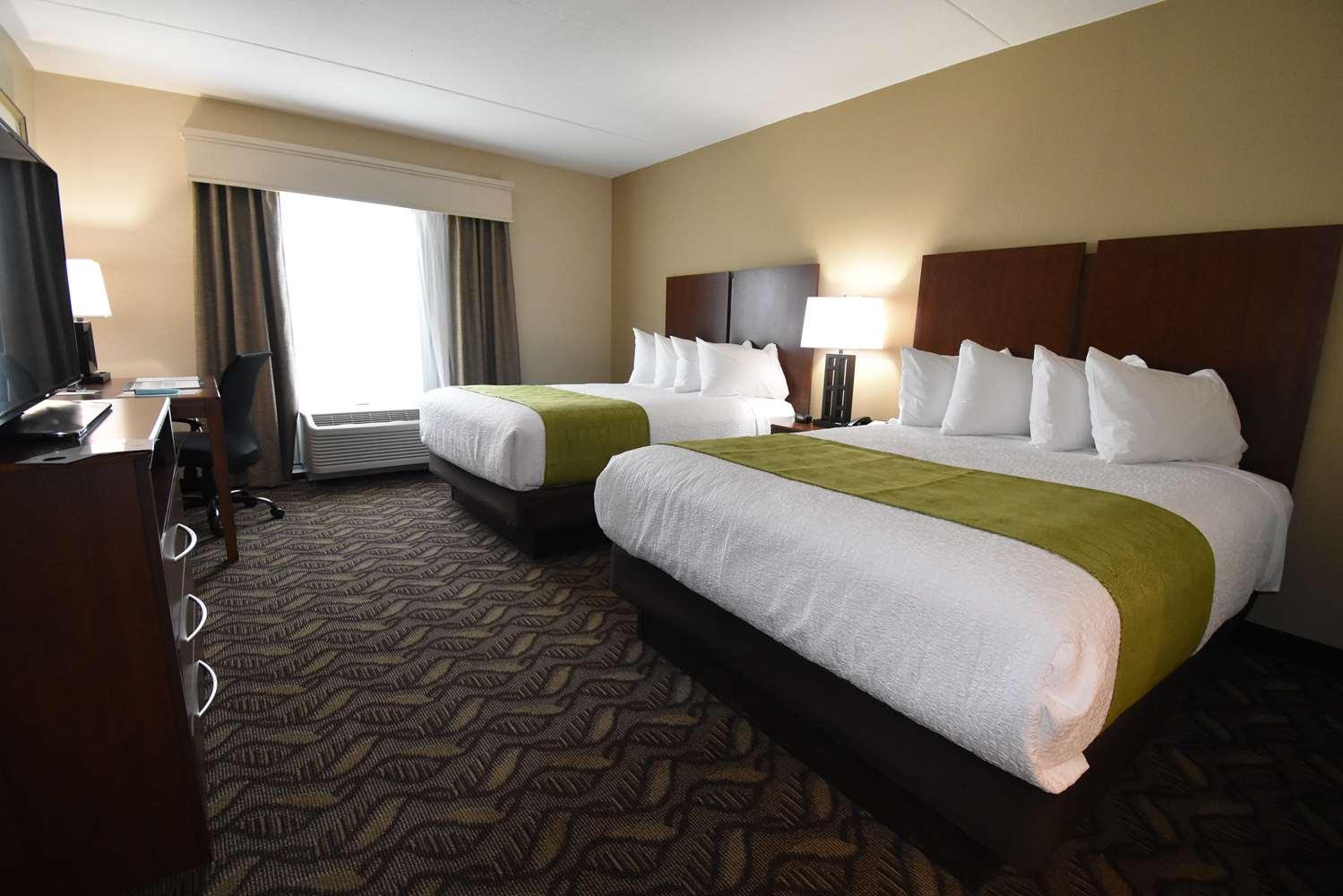 Room - Best Western Athens Inn