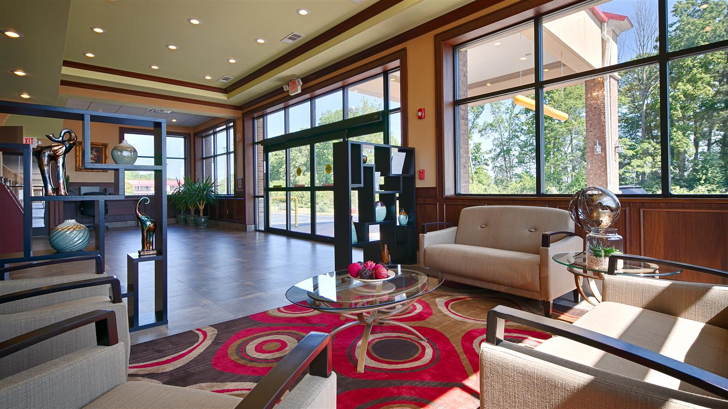 Lobby - Best Western Inn Acworth