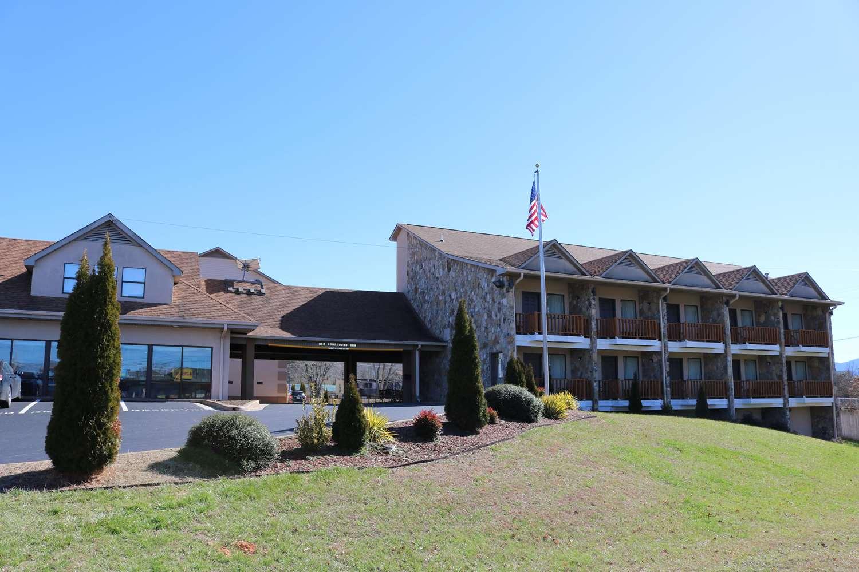 Exterior view - Best Western Motel Blairsville