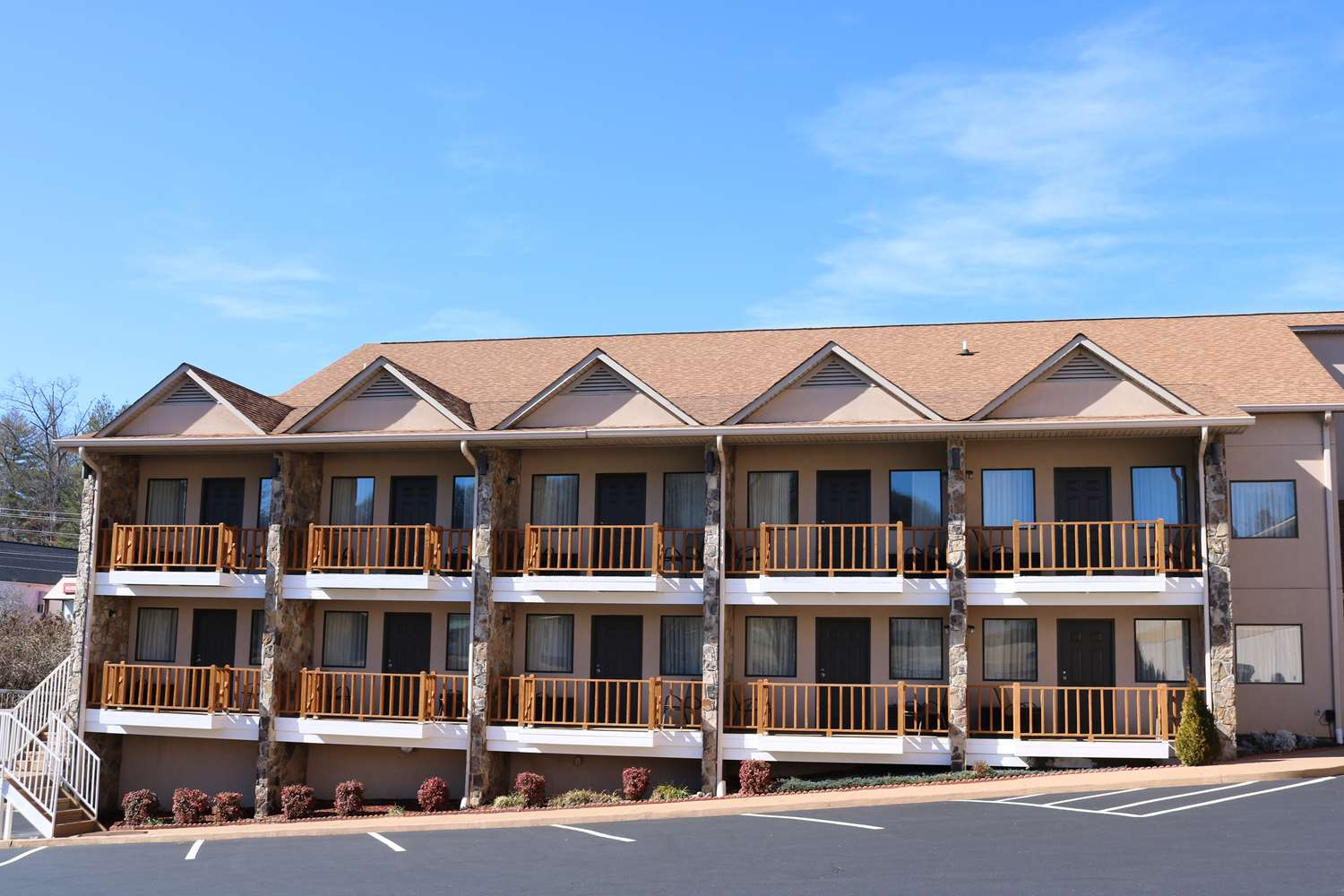 Pool Best Western Motel Blairsville