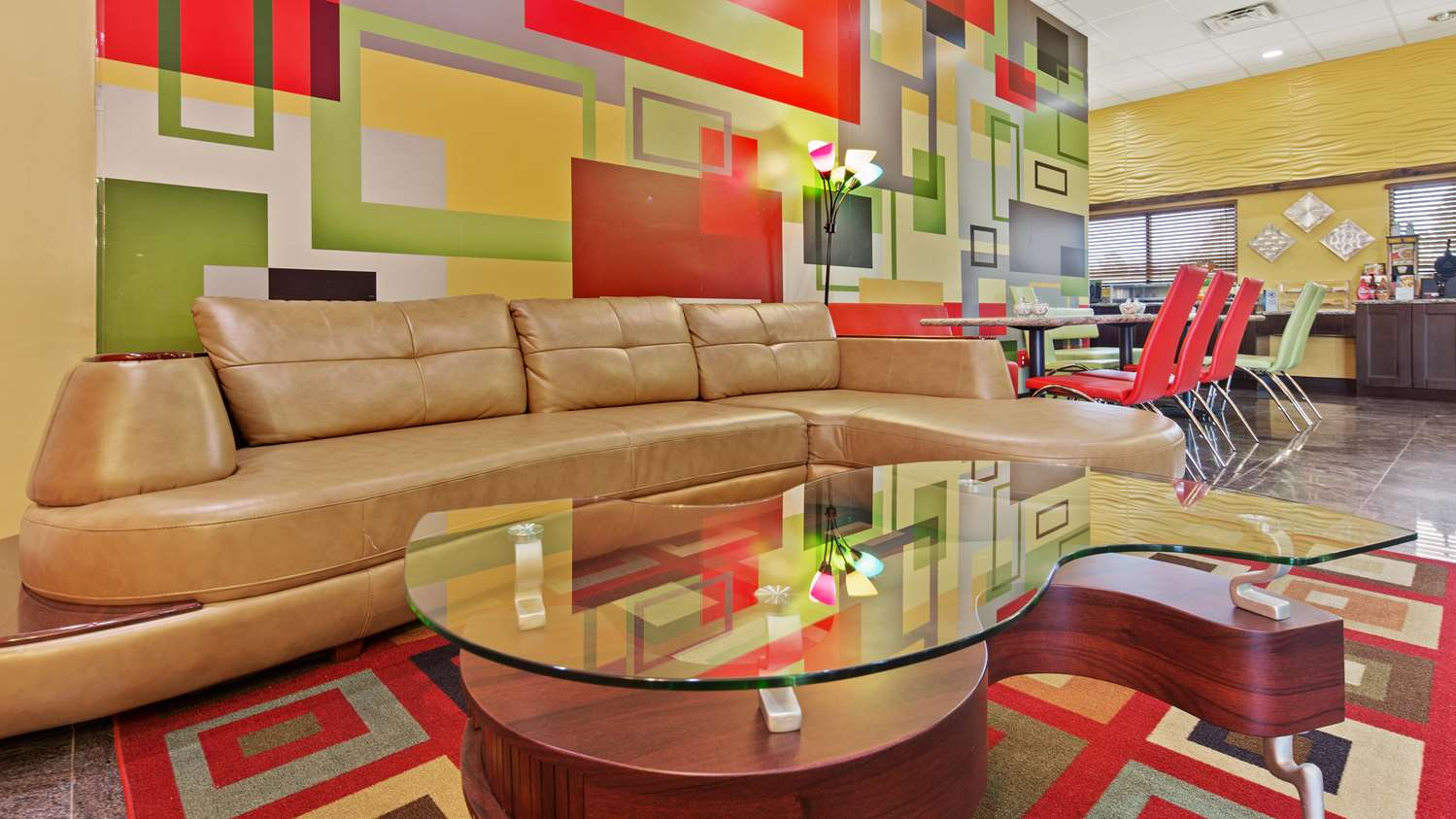 Lobby Best Western Executive Inn Cairo