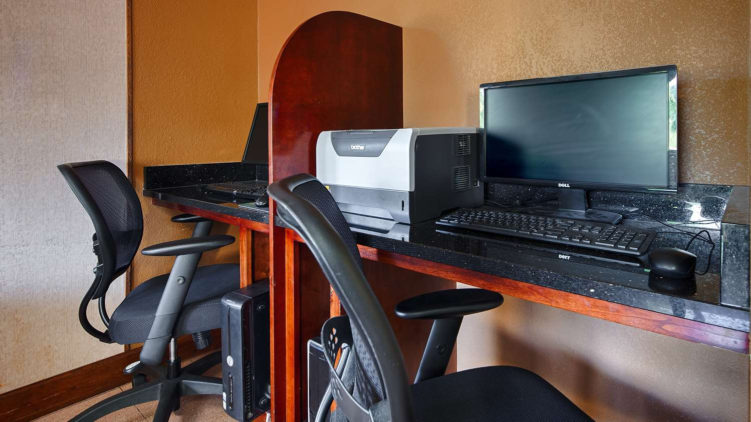 Conference Area - Best Western Macon Inn & Suites
