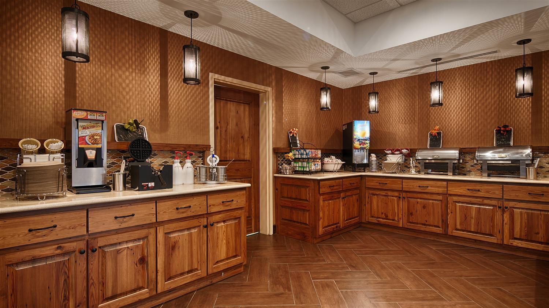 Restaurant - Best Western Colonial Inn Cordele