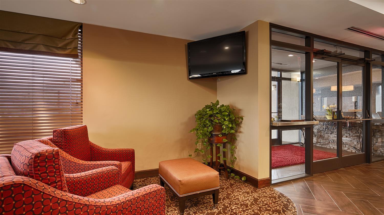 Lobby - Best Western Colonial Inn Cordele