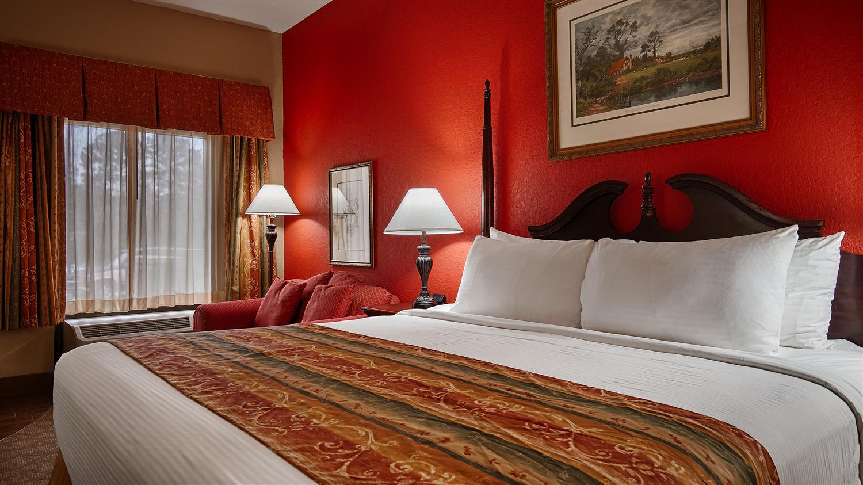 Room - Best Western Colonial Inn Cordele