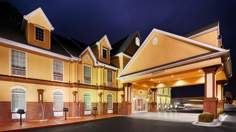 Exterior View Best Western Plus Bradbury Inn Suites Waycross