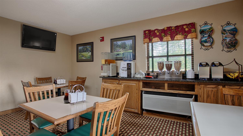 Restaurant - Best Western Bradford Inn Swainsboro