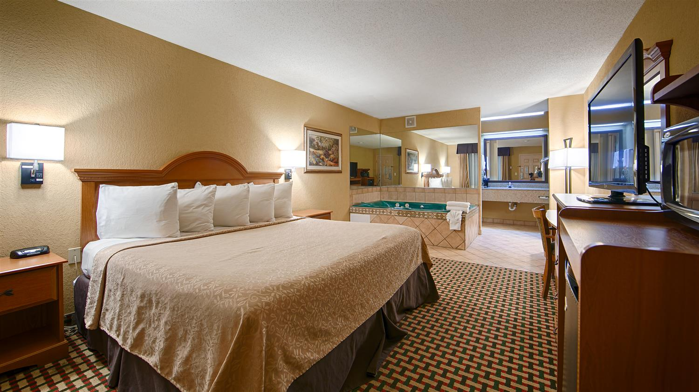 Room - Best Western Bradford Inn Swainsboro