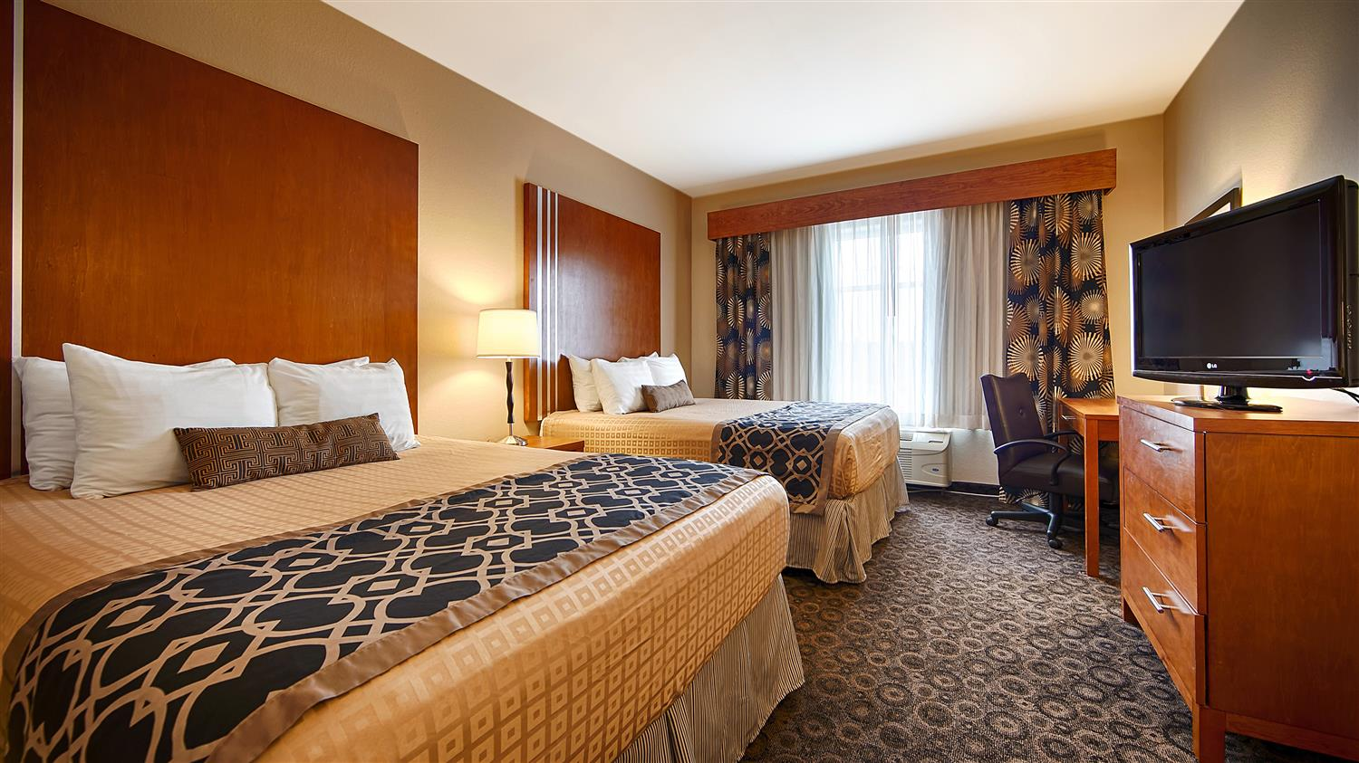 Room - Best Western Plus Rose City Conference Center Inn Thomasville