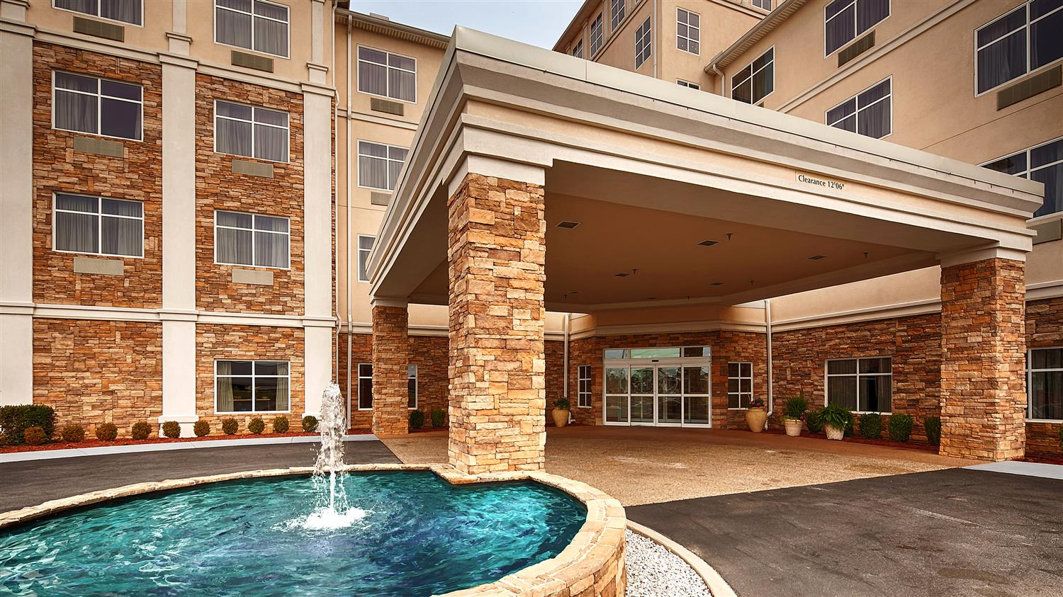 Exterior view - Best Western Plus Rose City Conference Center Inn Thomasville
