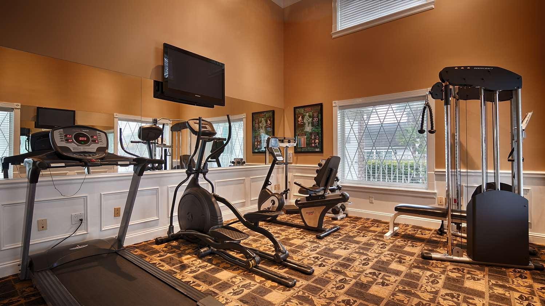 Fitness/ Exercise Room - Best Western Plus Kingsland Inn