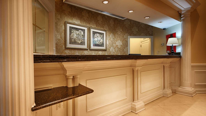 Lobby - Best Western Plus Kingsland Inn