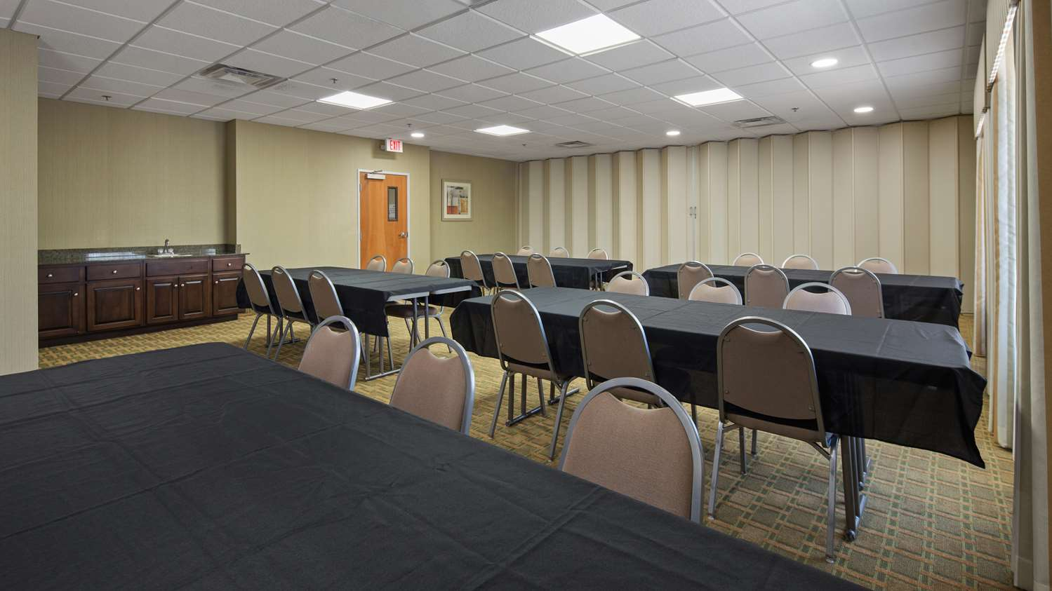 Meeting Facilities - Best Western Plus Brunswick Inn & Suites