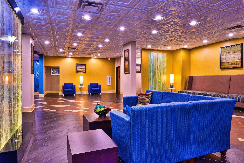 Lobby - Best Western Plus Savannah Airport Inn & Suites Pooler