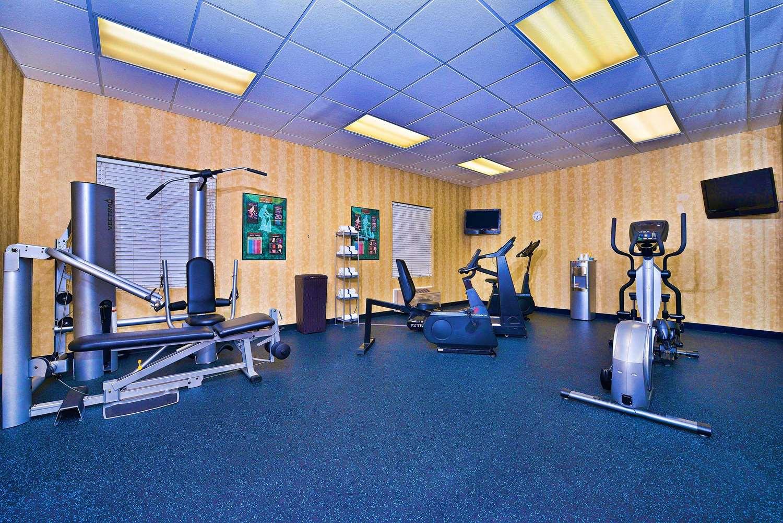 Fitness/ Exercise Room - Best Western Plus Savannah Airport Inn & Suites Pooler