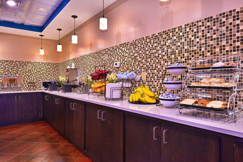 Restaurant - Best Western Plus Savannah Airport Inn & Suites Pooler