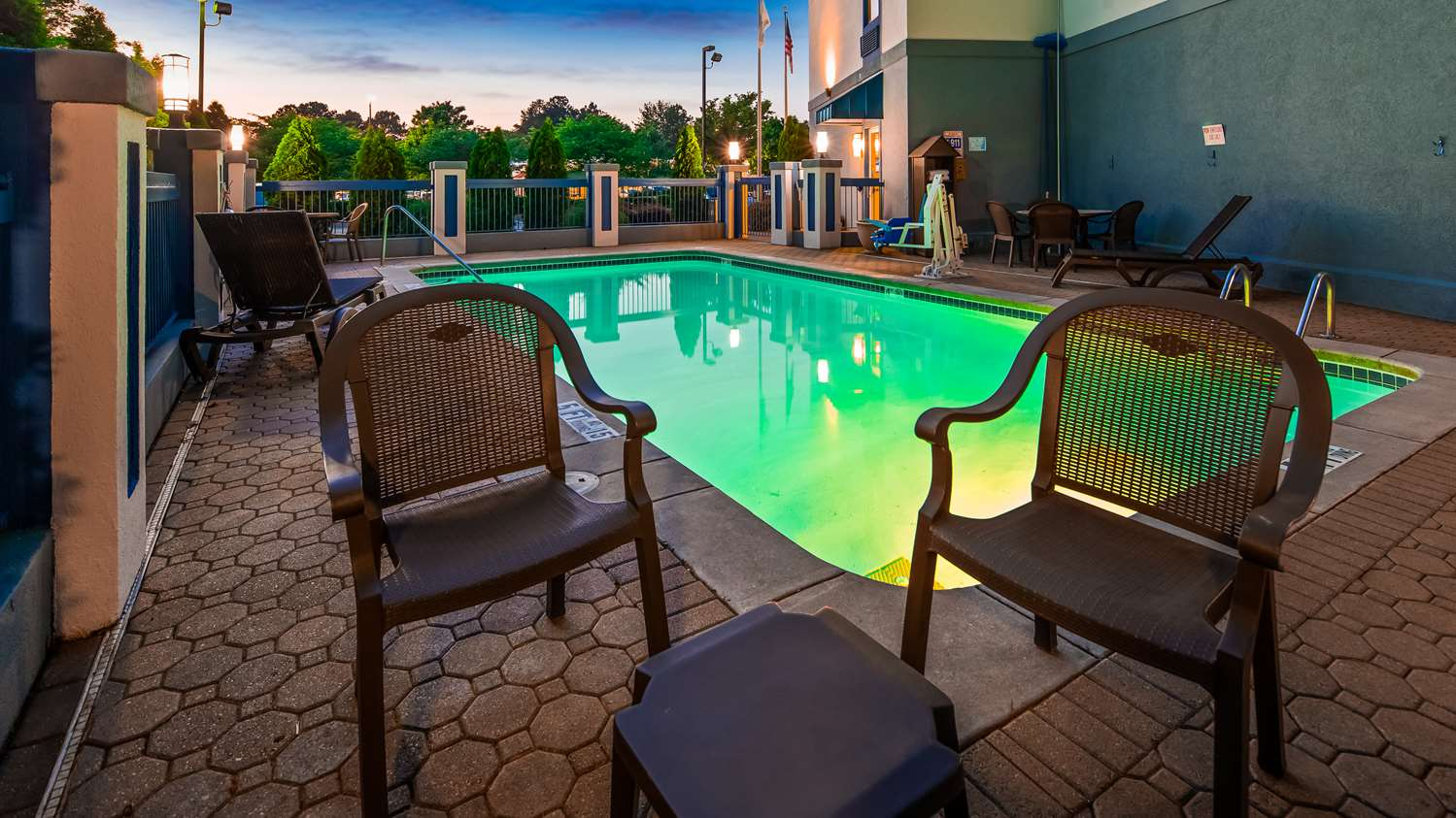 Pool - Best Western Gwinnett Center Inn Duluth