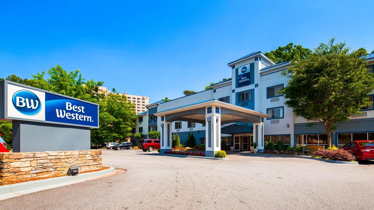Exterior view - Best Western Gwinnett Center Inn Duluth
