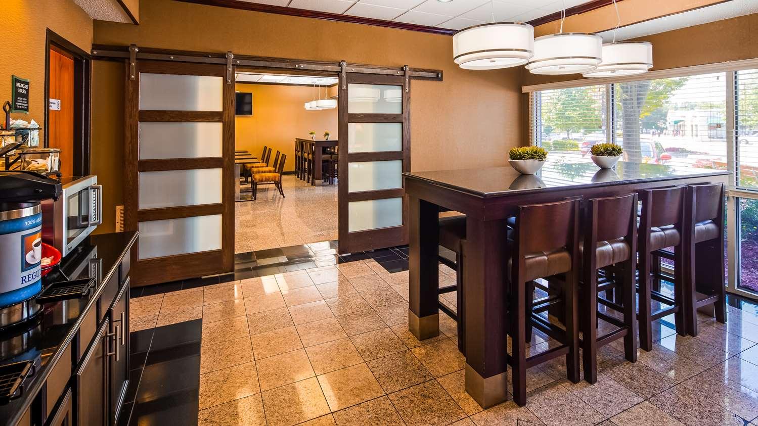 Restaurant - Best Western Gwinnett Center Inn Duluth