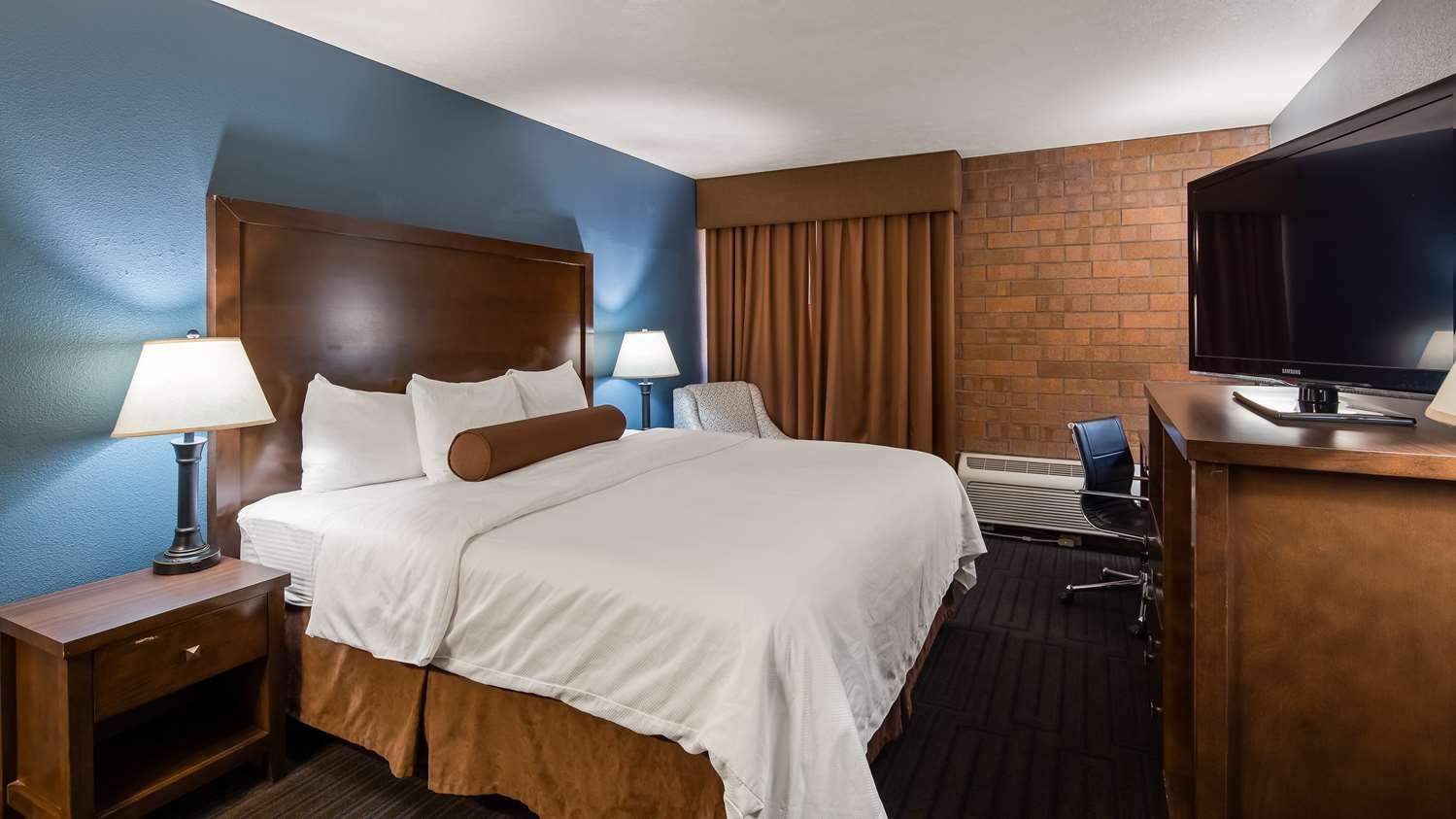Room - Best Western Pocatello Inn