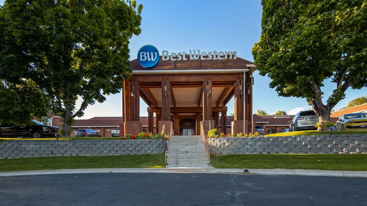 Exterior view - Best Western Pocatello Inn