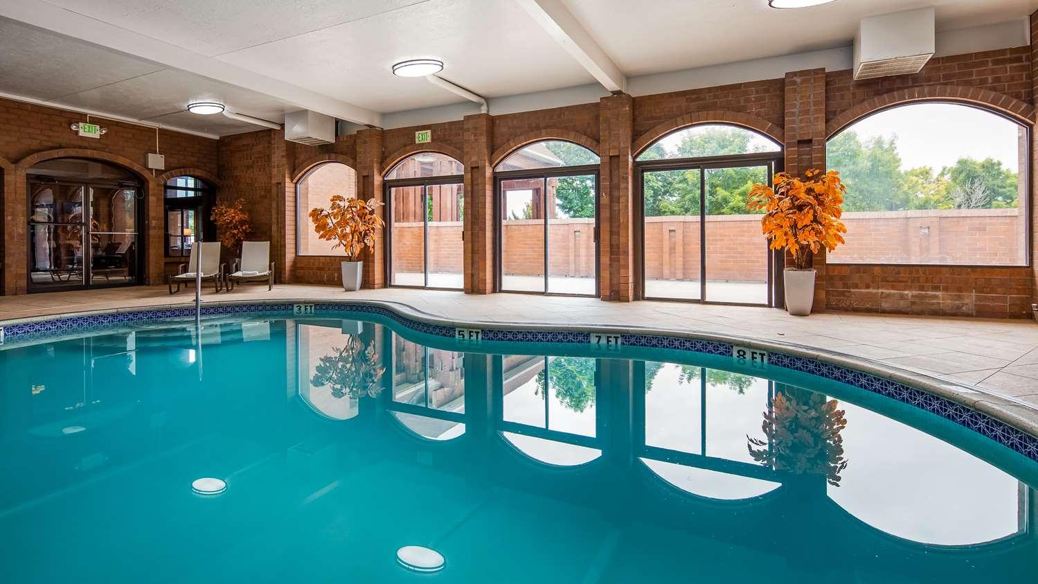 Pool - Best Western Pocatello Inn